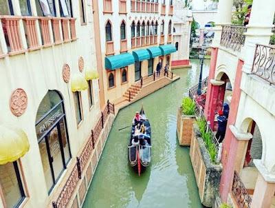 Rute Lokasi Dan Harga Tiket Little Venice Bogor Jawa Barat