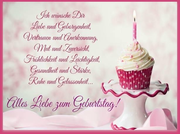 Alles Liebe Zum Geburtstag Sprüche