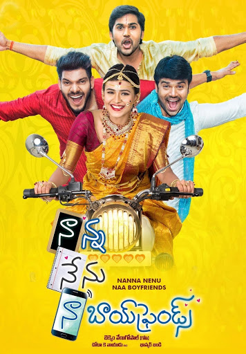 Naanna Nenu Naa Boyfriends (2016) Dual Audio 720p UNCUT HDRip [Hindi + Telugu] 1.5GB
