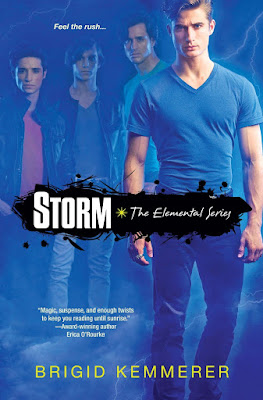 The Elemental Series Book 1