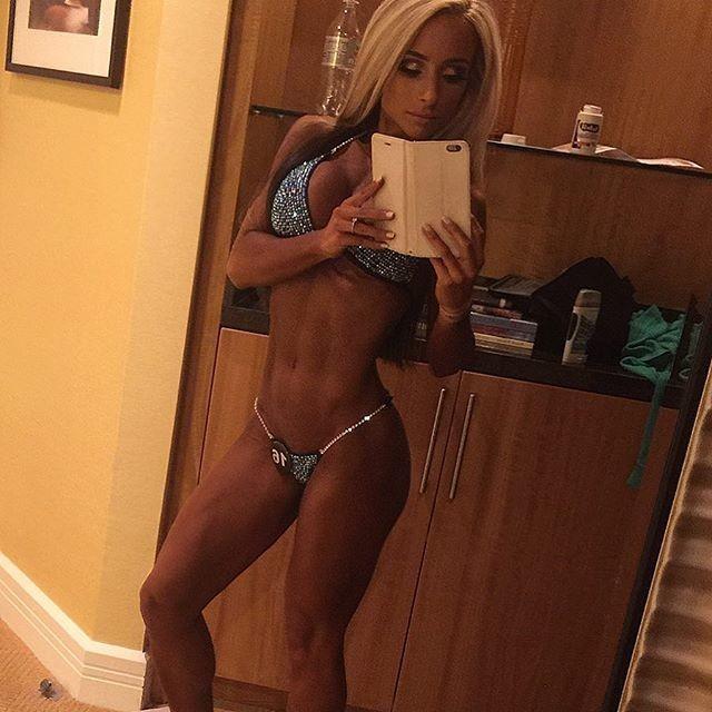 Fitness Girl Marissa Rivero Mcgrath