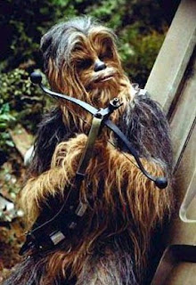 Chewbacca Return of the Jedi