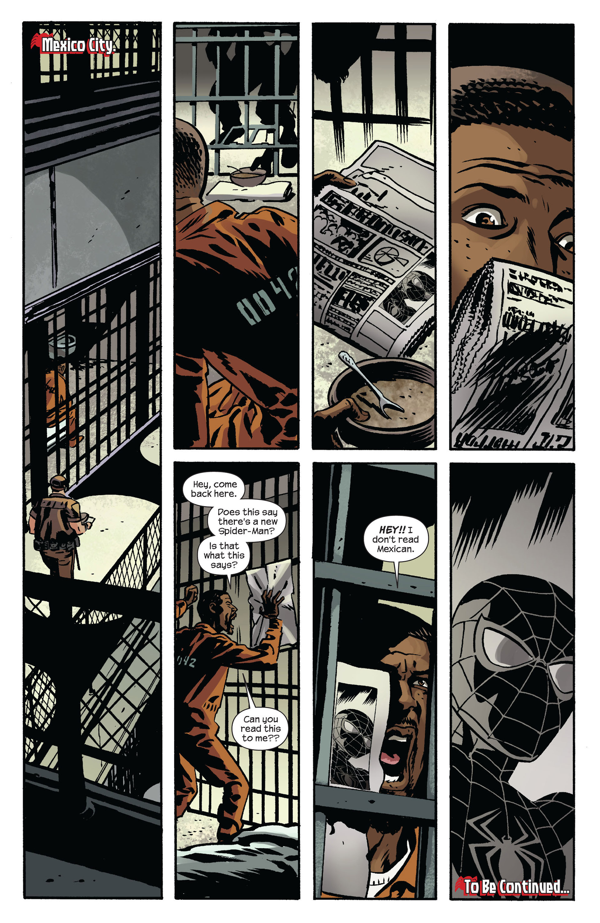 Read online Ultimate Comics Spider-Man (2011) comic -  Issue #6 - 22