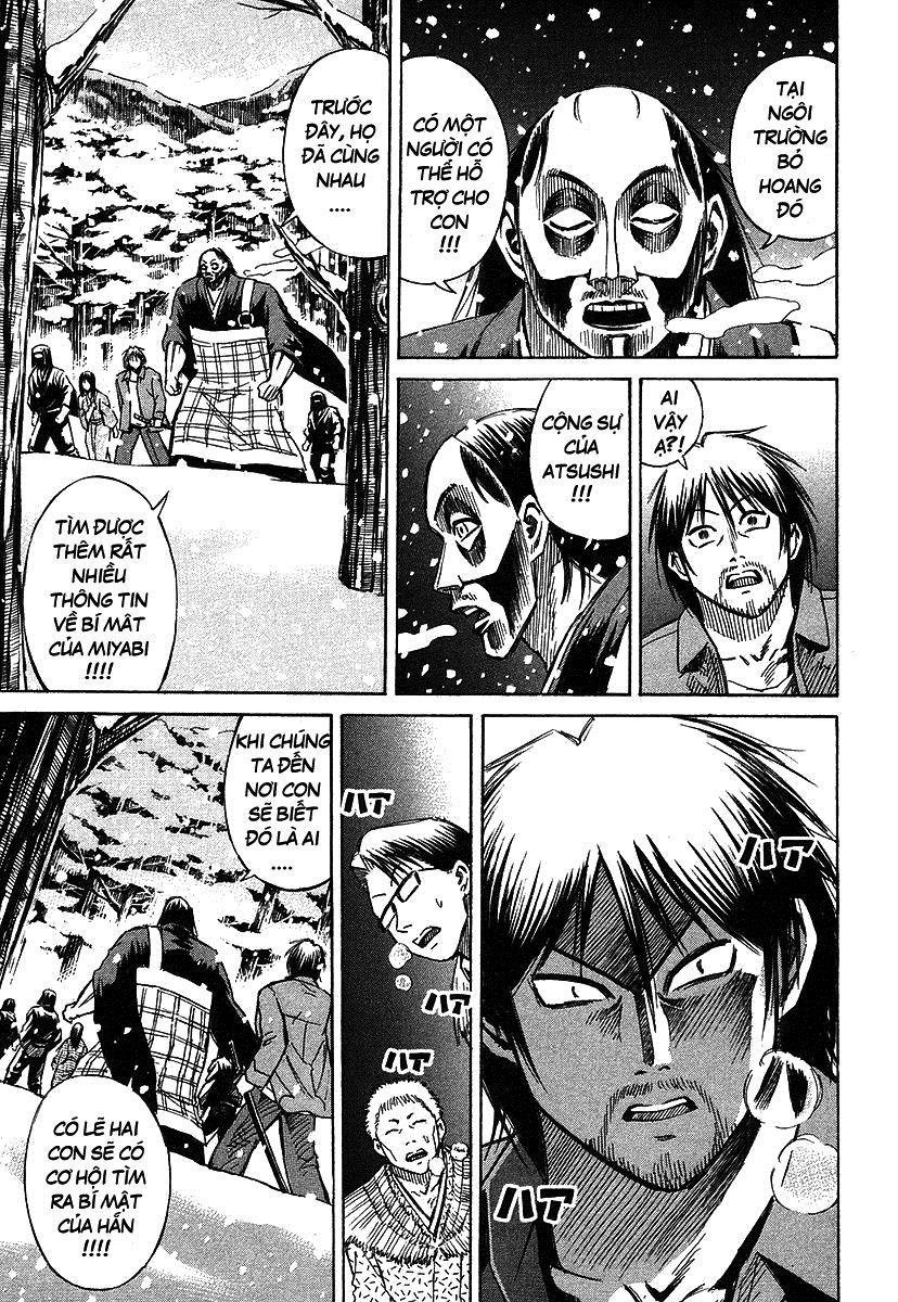 Higanjima chapter 100 trang 15