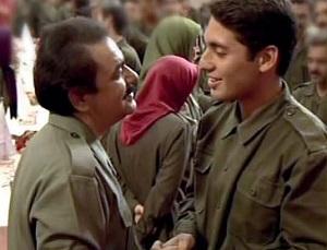 مجاهد شهید امیر نظری و مسعود رجوی