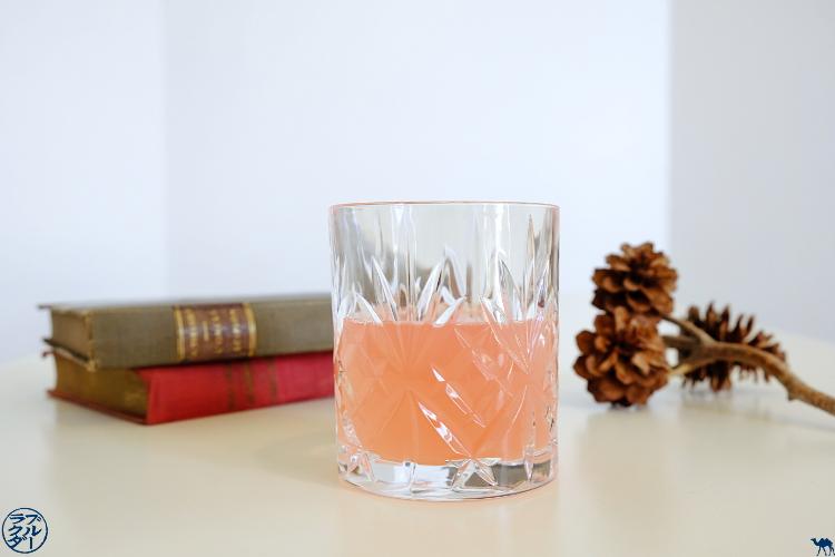 Recette du jus de rhubarbe fait maison - Le Chameau Bleu