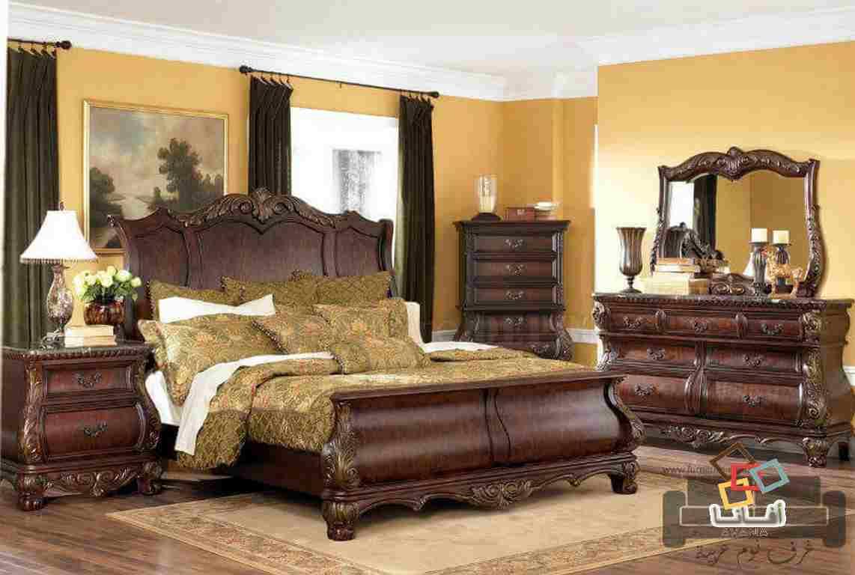 آخر مجموعة من غرف نوم كلاسيك أفانا
