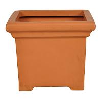 square plastic pots ahmedabad