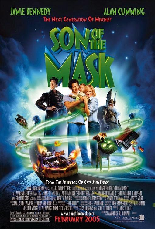 Đứa Con Của Mặt Nạ - Son of the Mask (2005)