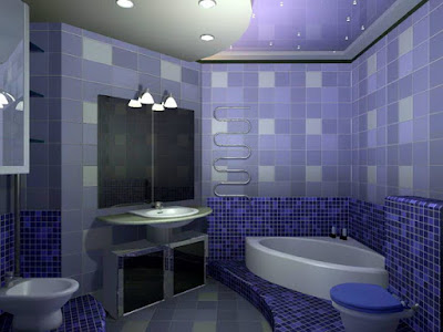 latest blue bathroom decor ideas tiles furniture accessories 2019 designs