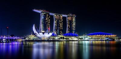 Marina Bay Sands -tripswheel