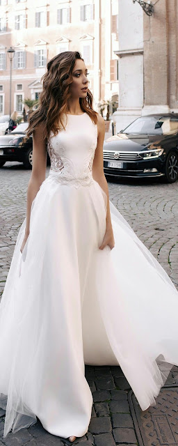 White Weeding Dress
