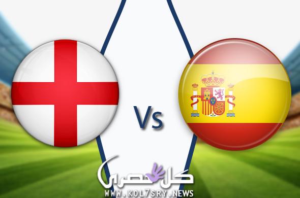 نتيجة مباراة اسبانيا وانجلترا فى تصفيات دورى الأمم الأوروبية 2019