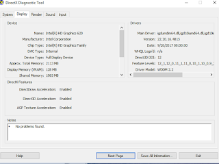 cara cek spesifikasi processor dan RAM laptop