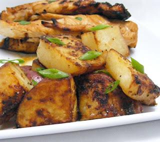 Honey Roasted Red Potatoes Recipe