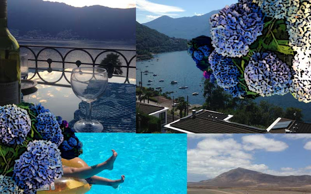 Sommer 2015 Blogger Rückblick Urlaub lanzarote Ticino Kägsdorf