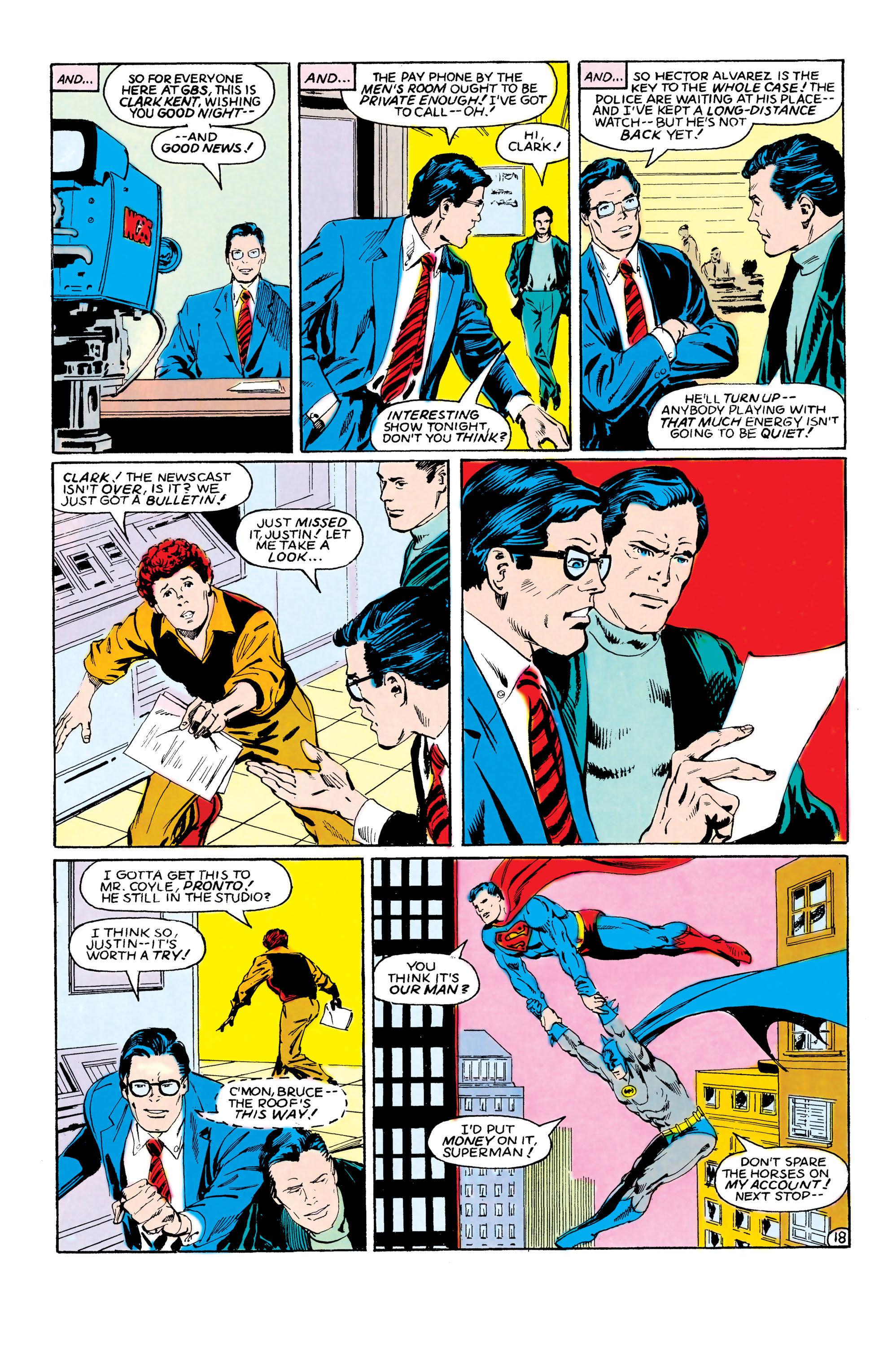 Read online World's Finest Comics comic -  Issue #308 - 19