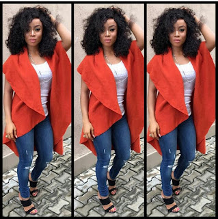 Toke Makinwa 5 Signs to Know You are effect clearly suspicious