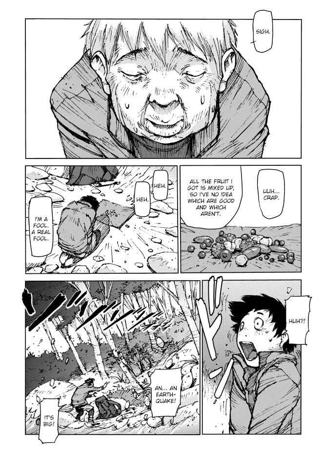 Survival: Shounen S no Kiroku - Chapter 2