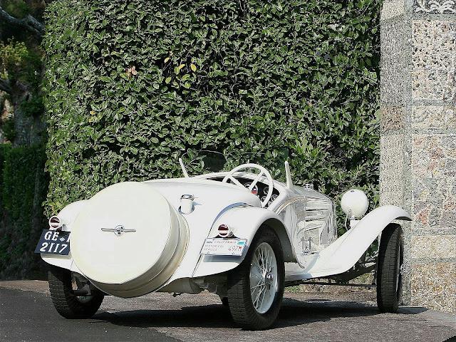 1931 Alfa Romeo 6C 1750 Touring Pictures Gallery