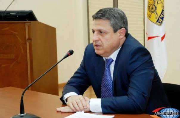 Tigran Barseghyan fue despedido como arquitecto jefe de Ereván