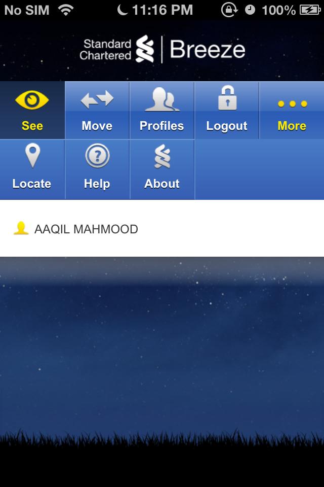 standard chartered mobile banking pakistan