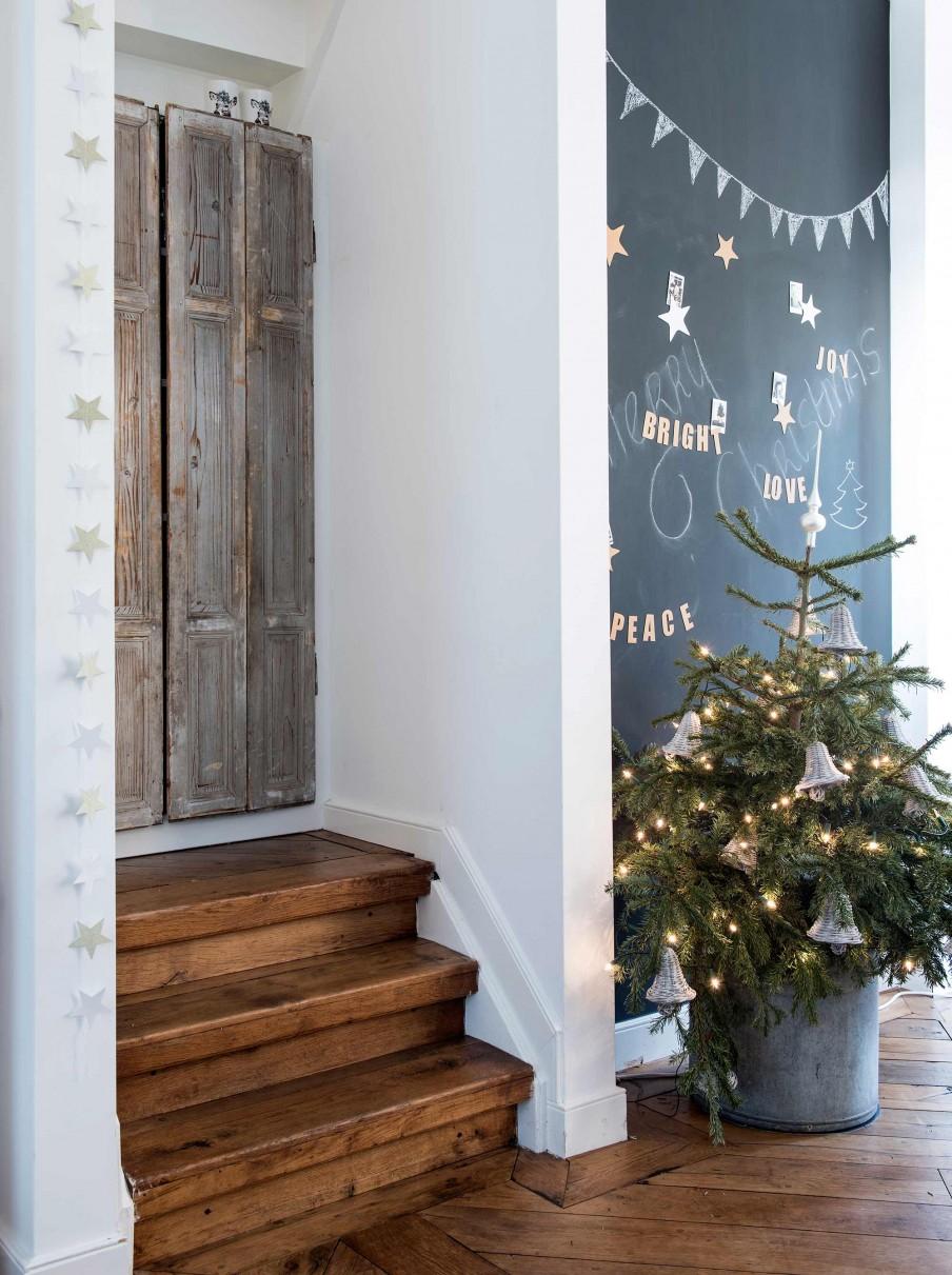 navidad, decoracion navidad, guirnalda estrellas, arbol de navidad, decoracion para el arbol,
