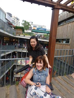 visite Insa-dong Séoul Corée du sud