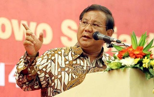 """Tiga Alasan Pencapresan Prabowo Subianto """"Maju Mundur Cantik"""""""
