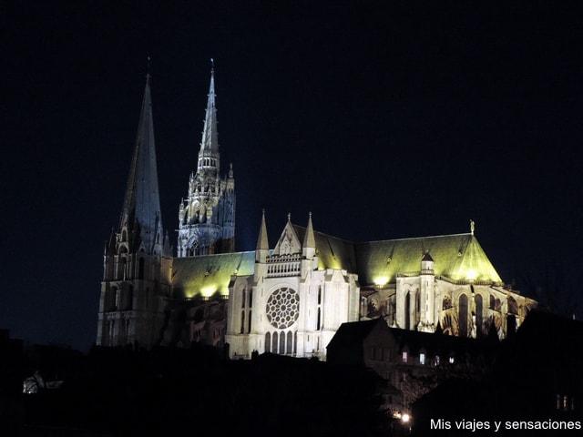Catedral de Chartres, Francia