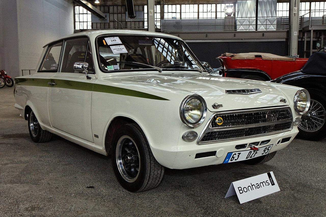 net cars show ford lotus cortina mk1 1963 66. Black Bedroom Furniture Sets. Home Design Ideas