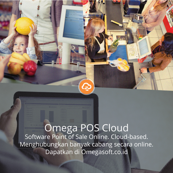 Aplikasi Software Point of Sales Online Omega POS Cloud