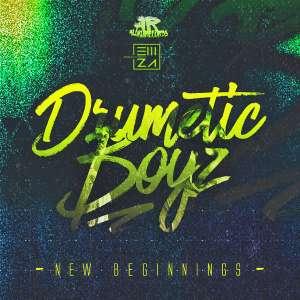 Drumetic Boyz - New Beginnings (EP)