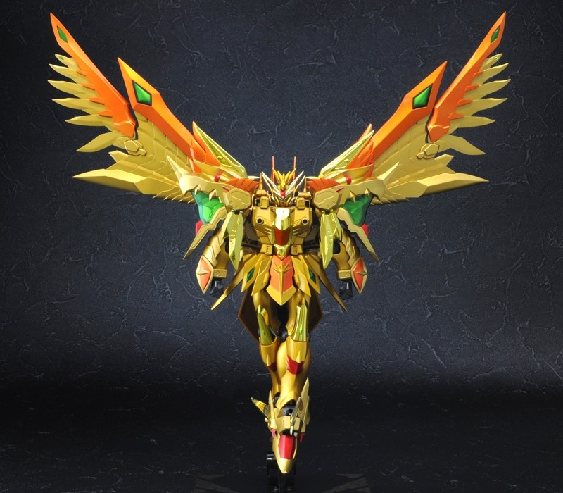 Tamashii Webshop Exclusive: SDX SD Gundam Superior Kaiser