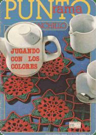 R19 Punto Rama Ganchillo - Jugando con los Colores