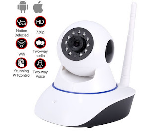 webcam YISSVIC Wireless