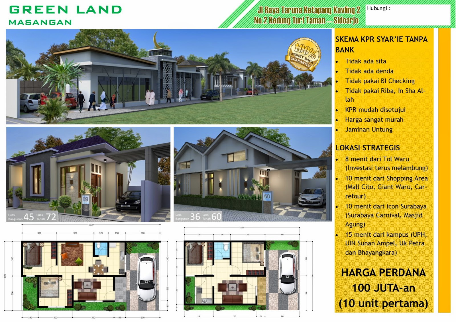 Desain Perumahan Surabaya