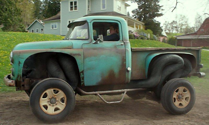 Twoohsix Com Monster Trucks Movie Review