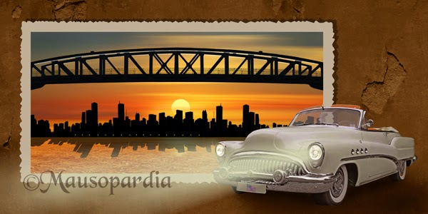 http://www.fineartprint.de/bilder/us-car-mit-skyline,11213948.html