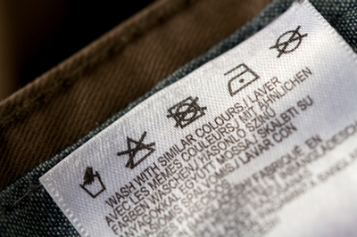 Care code label