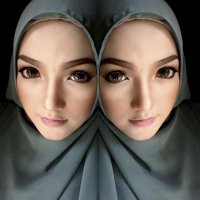 Hijab Seksi: Wanita Cantik Jilbab