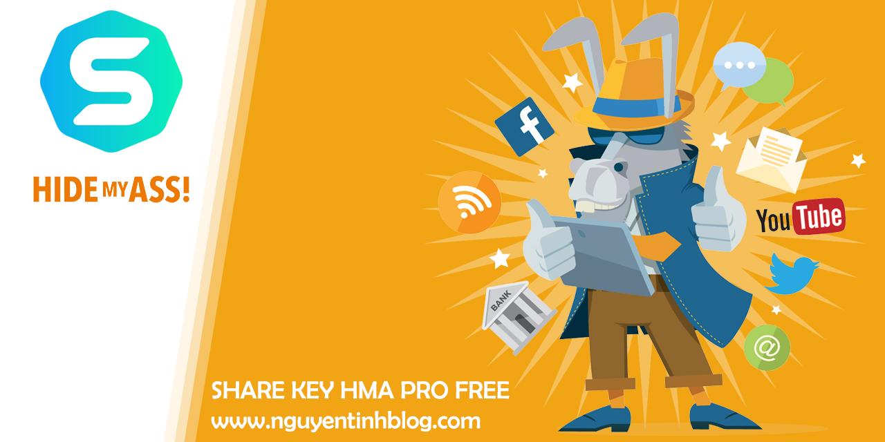 Share 5 key hma free tới năm 2021 - Hướng dẫn sử dụng Hma Pro để fake IP tốt nhất