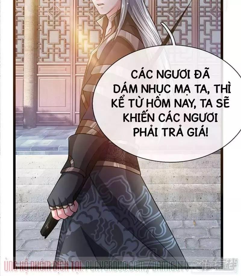 Tu La Kiếm Tôn chap 8 - Trang 7