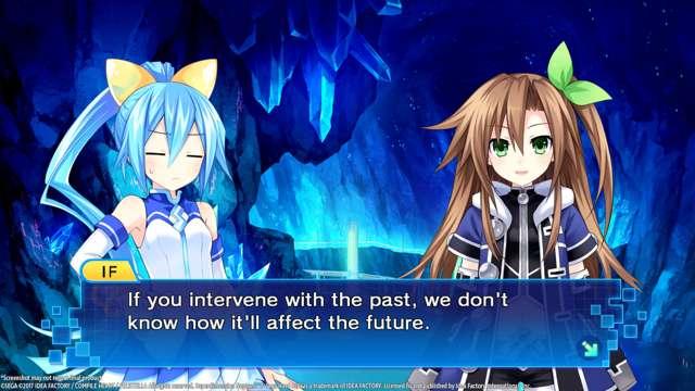 Superdimension Neptune VS Sega Hard Girls PC Full