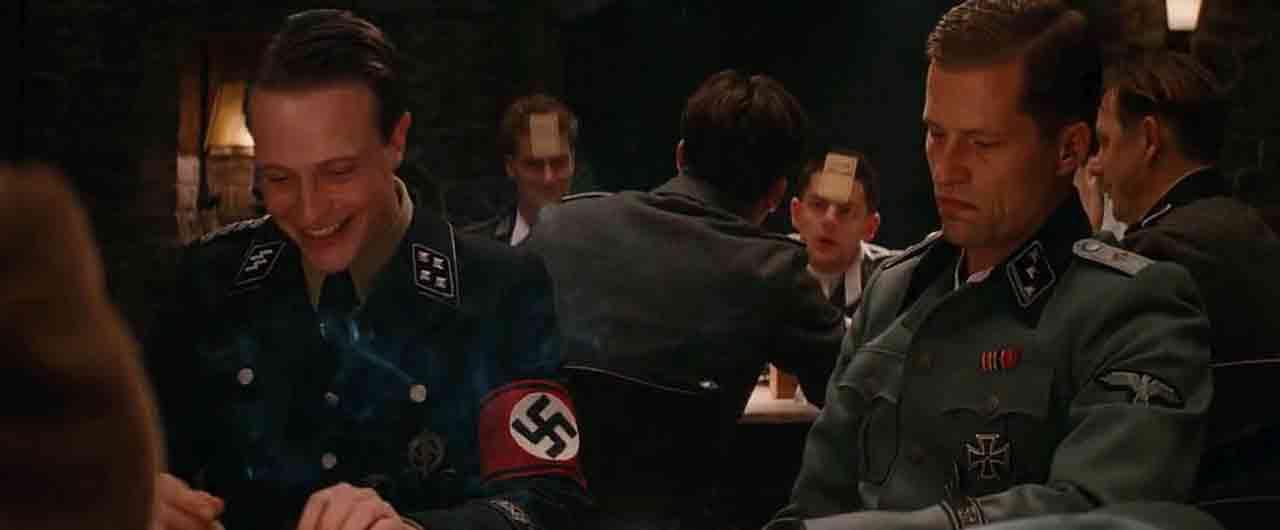 Watch Online Hollywood Movie Inglourious Basterds (2009) In Hindi English On Putlocker