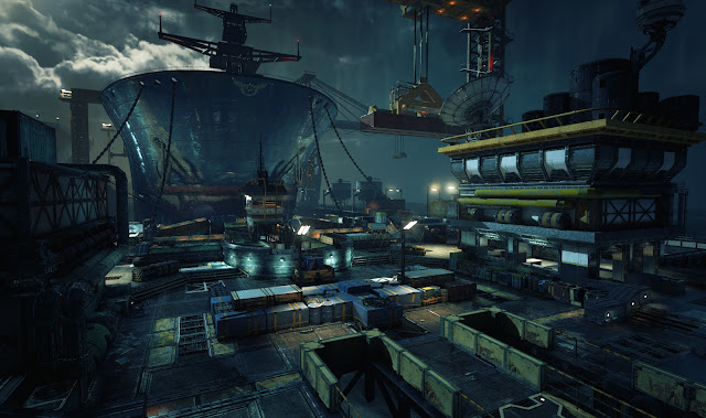 gears of war 4 map boat