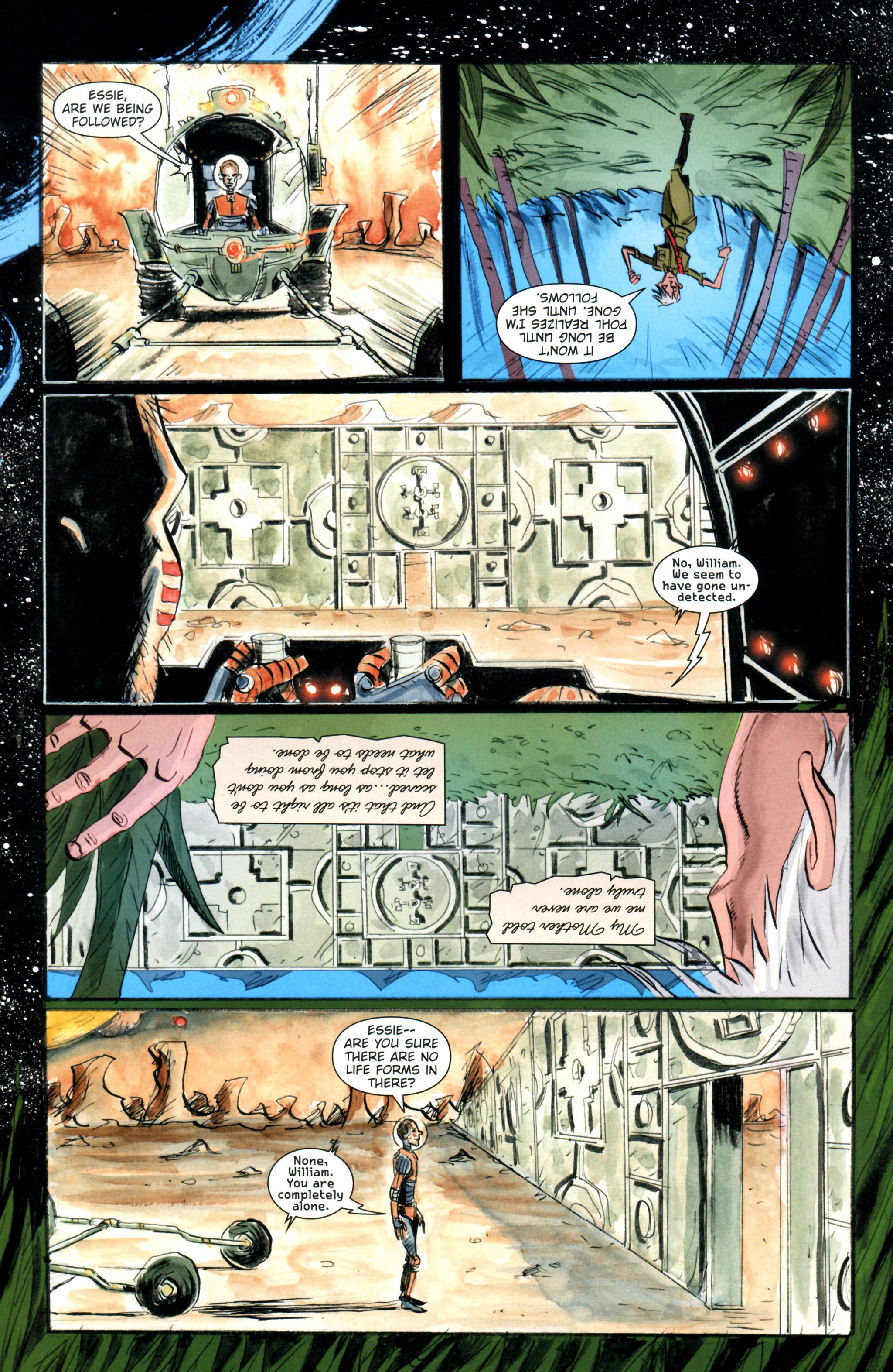 Read online Trillium comic -  Issue #6 - 19