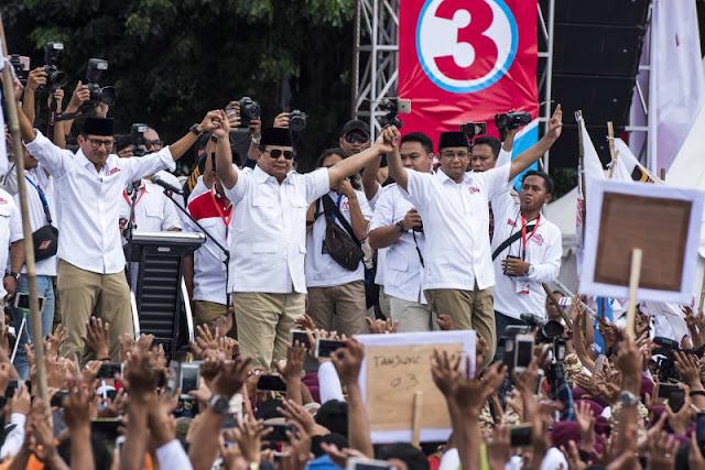 Elektabilitas Anies Lebih Tinggi dari AHY sebagai Cawapres Prabowo