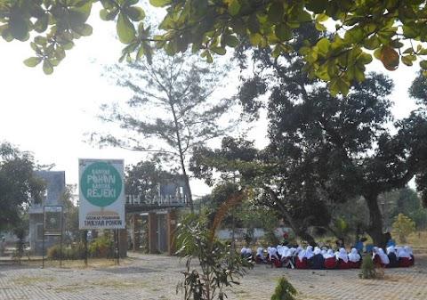 Ada Edukasi di Taman Patih Sampun