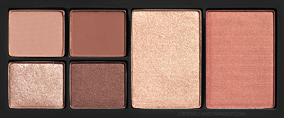 NARS Wild Thing Face Palette Review Photos